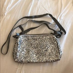 Sparkly mini bag